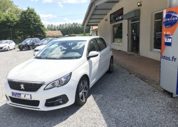 <strong>PEUGEOT 308</strong><br/>1.2 PureTech 110ch cv S&S Active GPS