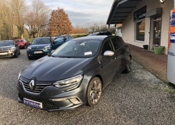 <strong>RENAULT MEGANE</strong><br/>1.2 TCe 130ch energy Gt-Line EDC
