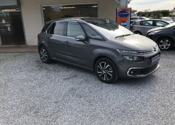 <strong>CITROEN C4 SPACETOURER</strong><br/>BlueHDi 120 S&S Feel