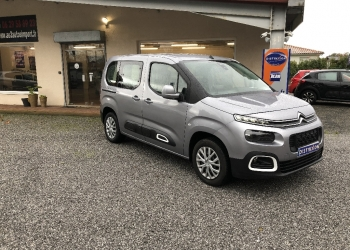 <strong>CITROEN BERLINGO</strong><br/>Taille M BlueHDi 130 S&S BVM6 Feel