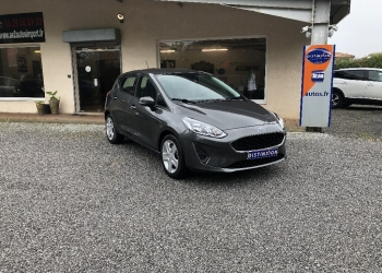 <strong>FORD FIESTA</strong><br/>1.5 TDCi 85 ch S&S BVM6 Trend