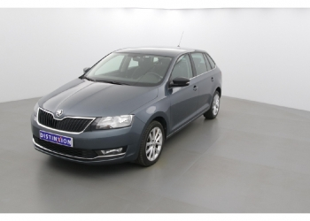 <strong>SKODA RAPID SPACEBACK</strong><br/>1.0 TSI 95 ch BVM5 Ambtion