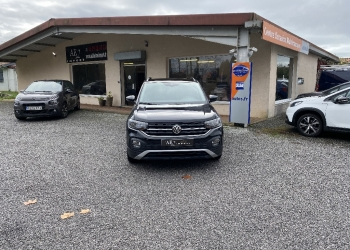 <strong>VOLKSWAGEN T-CROSS</strong><br/>1.0 TSI 95 Start/Stop BVM5