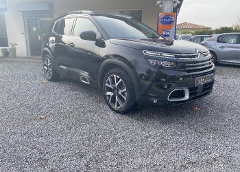 <strong>CITROEN C5 AIRCROSS</strong><br/>BlueHDi 130 S&S EAT8 Shine