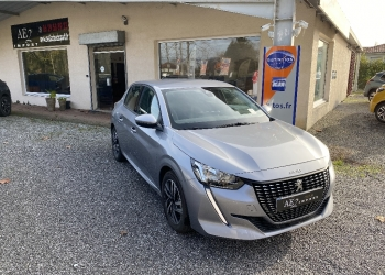 <strong>PEUGEOT 208</strong><br/>PureTech 100 S&S BVM6 Allure + GPS 10''