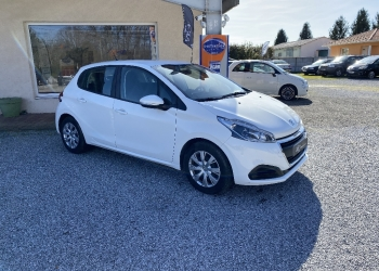 <strong>PEUGEOT 208</strong><br/>PureTech 82ch S&S BVM5 Active