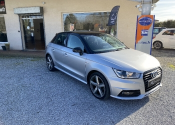 <strong>AUDI A1 SPORTBACK</strong><br/>1.0 TFSI ultra 95 ULTRA  S-LINE