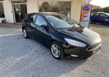 <strong>FORD FOCUS</strong><br/>1.5 TDCi 120 S&S Trend