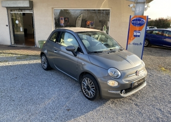 <strong>FIAT 500C</strong><br/>1.2 69 ch Lounge