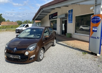 <strong>RENAULT TWINGO II</strong><br/>1.2 LEV 16v 75 eco2 Expression