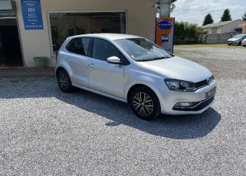 <strong>VOLKSWAGEN POLO</strong><br/>1.2 TSI 90 BMT Match 5 portes