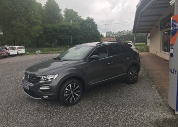 <strong>VOLKSWAGEN T-ROC</strong><br/>1.0 TSI 115ch Lounge + Options