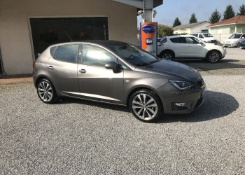 <strong>SEAT IBIZA</strong><br/>1.0 EcoTSI 110ch Start/Stop FR