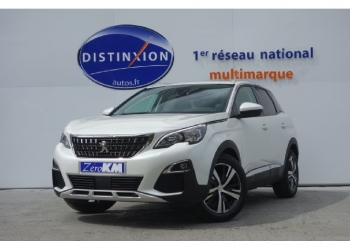 <strong>PEUGEOT 3008</strong><br/>1.5 BlueHDi 130ch S&S BVM6 Allure