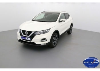 <strong>NISSAN QASHQAI</strong><br/>1.2 DIG-T 115ch N-Connecta