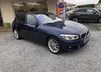 <strong>BMW SERIE 1</strong><br/>118d 150ch Lounge 5p