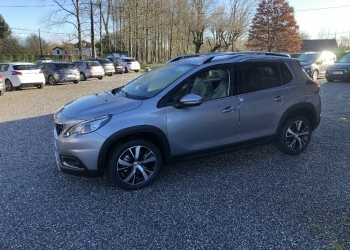 <strong>PEUGEOT 2008</strong><br/>1.5 BlueHDi 120ch €6.c Allure S&S EAT6