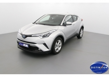 <strong>TOYOTA C-HR HYBRIDE</strong><br/>122h Dynamic