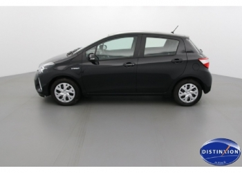 <strong>TOYOTA YARIS HYBRIDE</strong><br/>Yaris Hybride 100h Dynamic