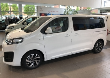 <strong>CITROEN SPACETOURER</strong><br/>M BlueHDi 115 S&S BVM6 Feel