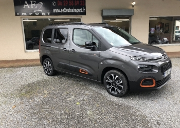 <strong>CITROEN BERLINGO</strong><br/>M BlueHDi 100ch Shine