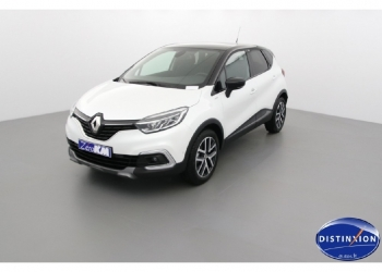<strong>RENAULT CAPTUR</strong><br/>TCe 150 FAP EDC Intens