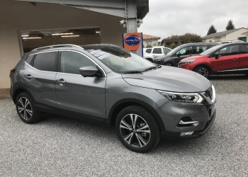 <strong>NISSAN QASHQAI</strong><br/>1.5 dCi 115 N-Connecta