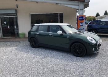 <strong>MINI MINI CLUBMAN F54</strong><br/>Cooper D 150 ch