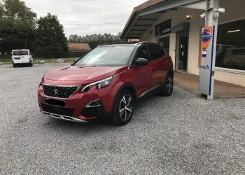 <strong>PEUGEOT 3008</strong><br/>Puretech 130ch S&S EAT8 Gt-Line