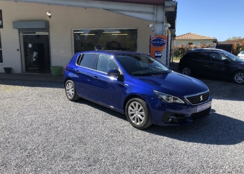 <strong>PEUGEOT 308</strong><br/>BlueHDi 130ch S&S BVM6 Style