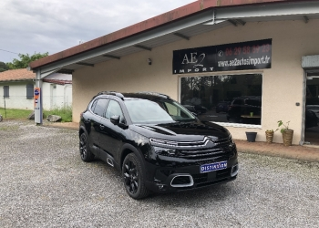 <strong>CITROEN C5 AIRCROSS</strong><br/>BlueHDi 130 S&S BVM6 Shine