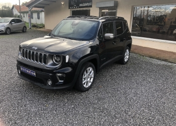 <strong>JEEP RENEGADE</strong><br/>1.0 GSE T3 120 ch BVM6 Limited