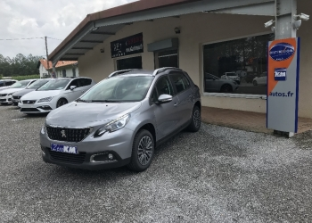 <strong>PEUGEOT 2008</strong><br/>BlueHDi 100ch S&S BVM5 Allure + Caméra