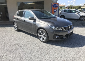 <strong>PEUGEOT 308</strong><br/>PureTech 130ch S&S EAT8 Allure