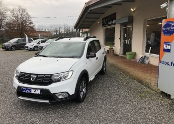 <strong>DACIA SANDERO</strong><br/>TCe 90 Stepway XPLORE