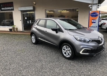 <strong>RENAULT CAPTUR</strong><br/>TCe 150 FAP Limited