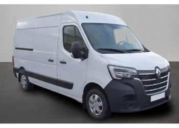 <strong>RENAULT MASTER FOURGON</strong><br/>F3500 L2H2 DCI 135 GRD CONFORT
