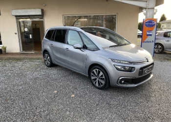 <strong>CITROEN GRAND C4 SPACETOURER</strong><br/>BlueHDi 120 S&S EAT6 Feel