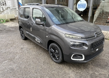 <strong>CITROEN BERLINGO</strong><br/>Taille M BlueHDi 100 S&S BVM Feel Pack +++